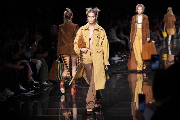 Milan Fashion Week「Fendi - Runway - Milan Fashion Week Spring/Summer 2020」:写真・画像(18)[壁紙.com]