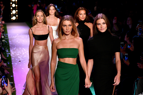 キャンディス・スワンポール「Brandon Maxwell - Runway - September 2019 - New York Fashion Week: The Shows」:写真・画像(15)[壁紙.com]