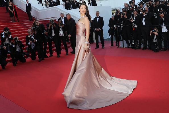 "Vittorio Zunino Celotto「""Ash Is The Purest White (Jiang Hu Er Nv)"" Red Carpet Arrivals - The 71st Annual Cannes Film Festival」:写真・画像(11)[壁紙.com]"