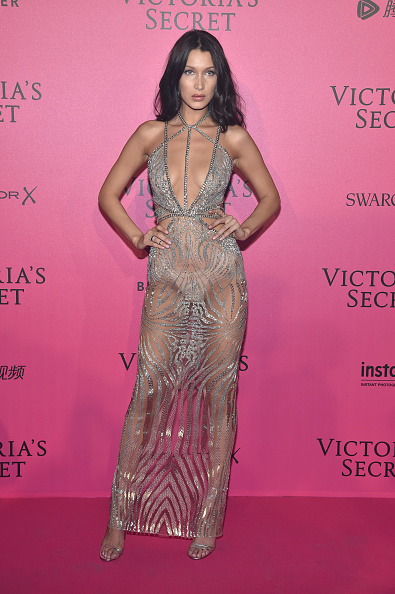 Bella Hadid「2016 Victoria's Secret Fashion Show in Paris - After Party - Arrivals」:写真・画像(19)[壁紙.com]