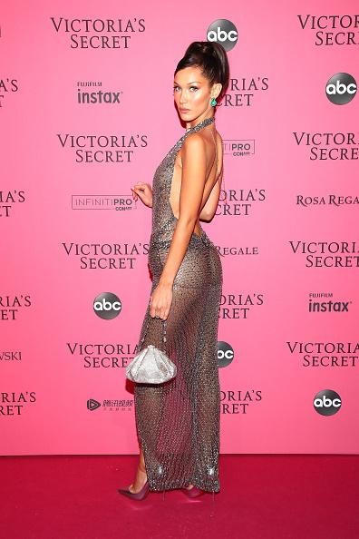 Victoria's Secret「2018 Victoria's Secret Fashion Show in New York - After Party Arrivals」:写真・画像(9)[壁紙.com]