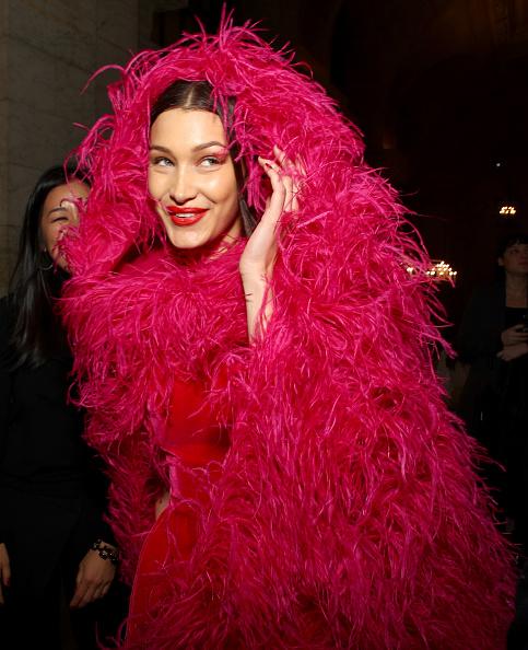 ニューヨークファッションウィーク「TRESemme x Oscar de la Renta」:写真・画像(12)[壁紙.com]