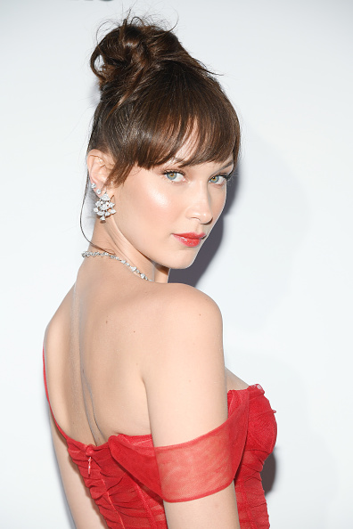 Bangs「Madame Figaro and Dior Host Dinner - Arrivals : - The 71st Annual Cannes Film Festival」:写真・画像(0)[壁紙.com]