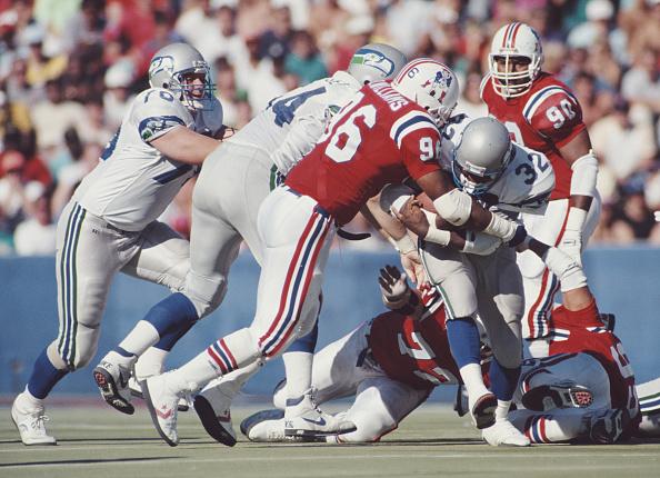 ニューイングランド・ペイトリオッツ「Seattle Seahawks vs New England Patriots」:写真・画像(9)[壁紙.com]
