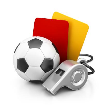 Whistle「soccer referee」:スマホ壁紙(19)