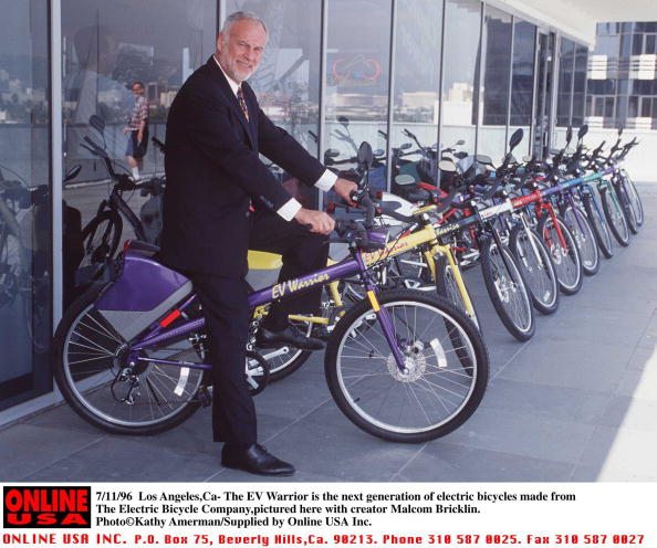 Generation Gap「The Next Generation In Electric Bicycles The Ev Warrior」:写真・画像(8)[壁紙.com]