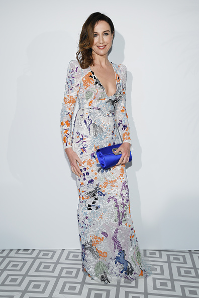 Blue Purse「Madame Figaro and Dior Host Dinner - Arrivals : - The 71st Annual Cannes Film Festival」:写真・画像(12)[壁紙.com]