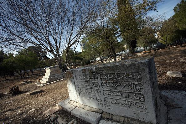 Obituary「Muslim Cemetery Near Mamilla」:写真・画像(7)[壁紙.com]