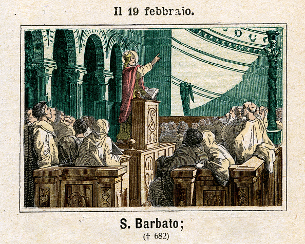 Fototeca Storica Nazionale「FEBRUARY 19 - SAINT BARBATO」:写真・画像(7)[壁紙.com]