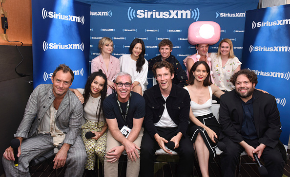 Comic con「SiriusXM's Entertainment Weekly Radio Broadcasts Live From Comic Con in San Diego」:写真・画像(14)[壁紙.com]