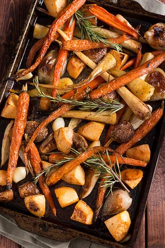 Turnip「Roasted Root Vegetables」:スマホ壁紙(11)