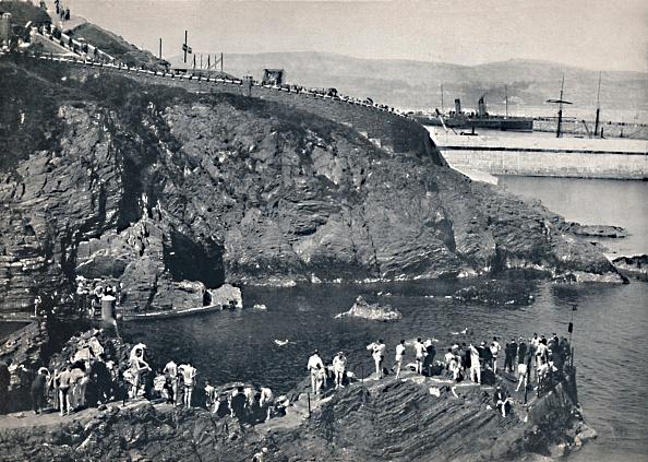 View Into Land「Douglas - The Bathing-Place At Port Skillion」:写真・画像(8)[壁紙.com]
