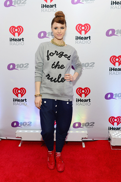 Lisa Lake「Q102's Jingle Ball 2014 - Backstage」:写真・画像(15)[壁紙.com]