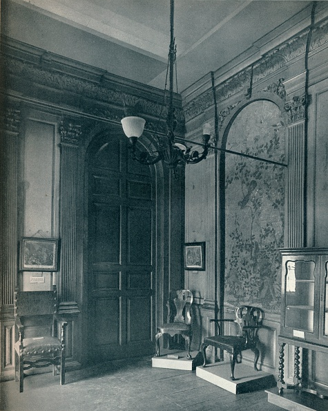 Architectural Feature「'The Bradmore House Room', c1929. Artist: Unknown.」:写真・画像(13)[壁紙.com]