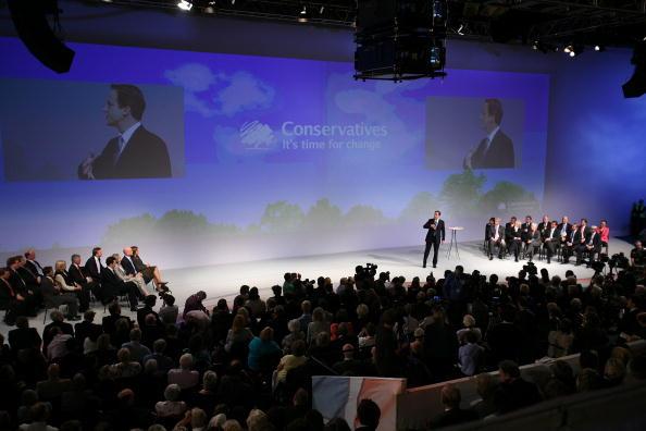 Keynote Speech「Conservative Party Conference 2007」:写真・画像(10)[壁紙.com]