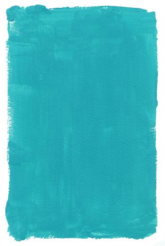 イラストレーション「ターコイズのガムフレーム」:スマホ壁紙(17)