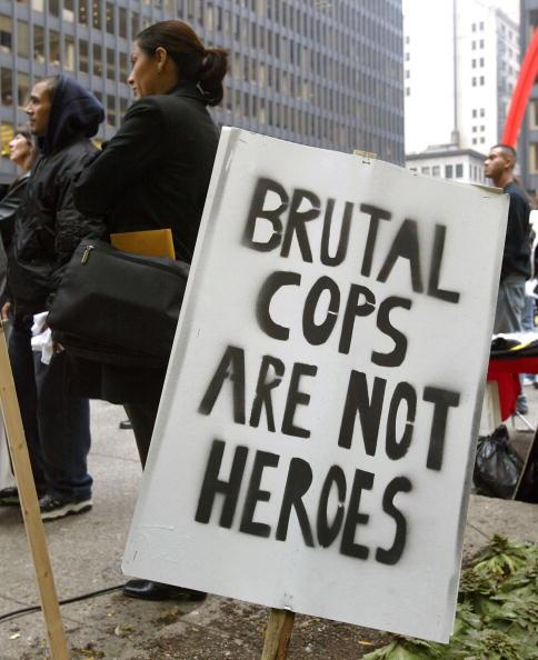 Tim Boyle「Rally Protests Police Brutality」:写真・画像(0)[壁紙.com]