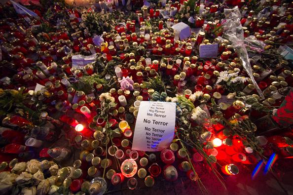 2016 Berlin Christmas Market Attack「Berlin Commemorates December Terror Attack」:写真・画像(6)[壁紙.com]