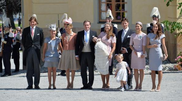 Swedish Royalty「Princess Leonore's Royal Christening in Sweden」:写真・画像(2)[壁紙.com]