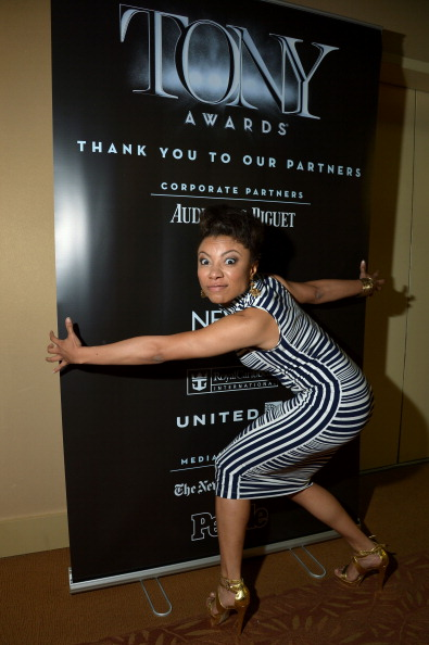 Metallic Shoe「2013 Tony Awards Meet The Nominees Press Reception」:写真・画像(15)[壁紙.com]