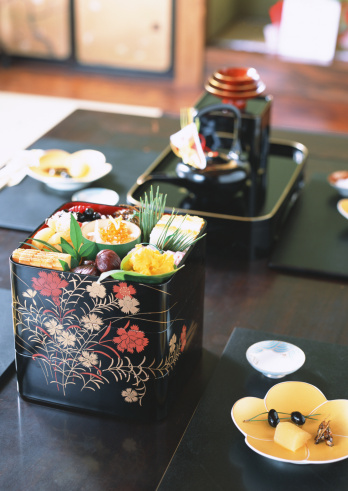Sake「Dishes for the Seasonal Festivals」:スマホ壁紙(6)