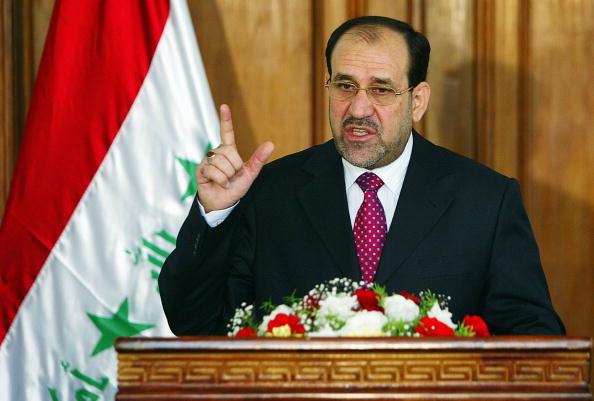 Baghdad「Prime Minister al-Maliki Holds News Conference」:写真・画像(17)[壁紙.com]