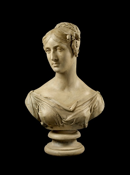 Model - Object「Bust Of Miss Mundy」:写真・画像(3)[壁紙.com]