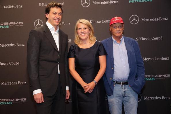 Corporate Business「Mercedes-Benz Presents S-Klasse Coupe In Vienna」:写真・画像(8)[壁紙.com]