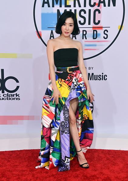 Microsoft Theater - Los Angeles「2018 American Music Awards - Arrivals」:写真・画像(19)[壁紙.com]
