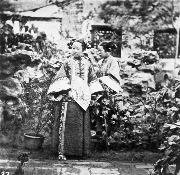 Chinese Culture「Manchu Women」:写真・画像(17)[壁紙.com]