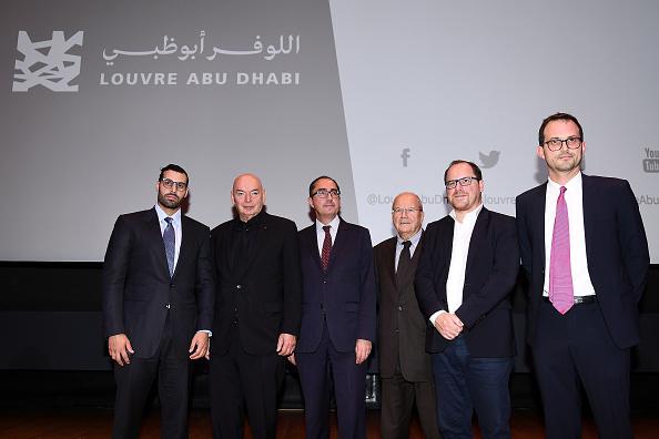 フランス「'Louvre Abu Dhabi' : Press Presentation At le Louvre Museum In Paris」:写真・画像(7)[壁紙.com]
