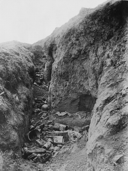 Empty「Trench On The Somme」:写真・画像(2)[壁紙.com]
