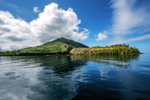 Volcano Islands「Gunung Api volcano, Banda Islands, Maluku Islands, Indonesia」:スマホ壁紙(19)