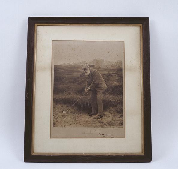 Sand Trap「Old Tom Morris, Scottish golfer, 1901.」:写真・画像(18)[壁紙.com]
