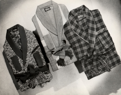 Tartan check「Three men's robes」:スマホ壁紙(16)