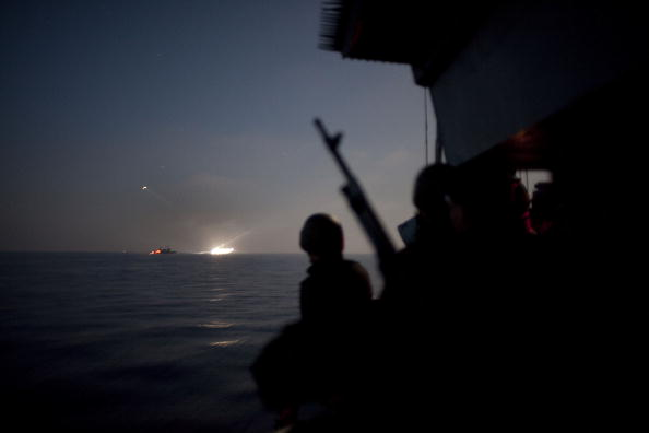 Gaza Strip「Israeli Navy Intercepts Peace Boats Headed For Gaza.」:写真・画像(14)[壁紙.com]