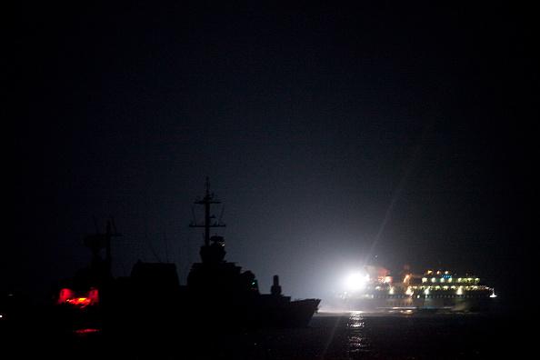 Gaza Strip「Israeli Navy Intercepts Peace Boats Headed For Gaza.」:写真・画像(17)[壁紙.com]