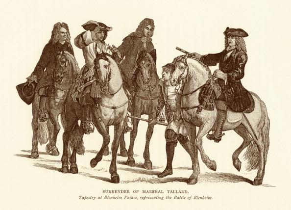 Surrendering「The surrender of Marshal Tallard」:写真・画像(2)[壁紙.com]