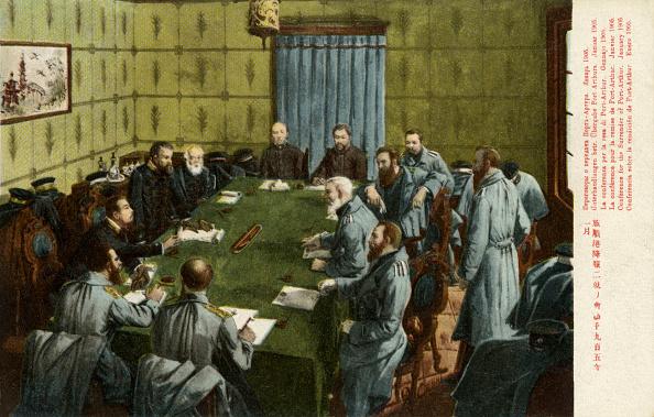 Surrendering「The surrender of Port Arthur」:写真・画像(10)[壁紙.com]