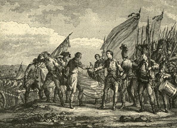 Surrendering「Battle of Saratoga -」:写真・画像(11)[壁紙.com]