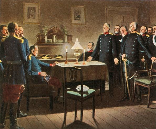 Surrendering「The Surrender At Sedan Castle」:写真・画像(4)[壁紙.com]