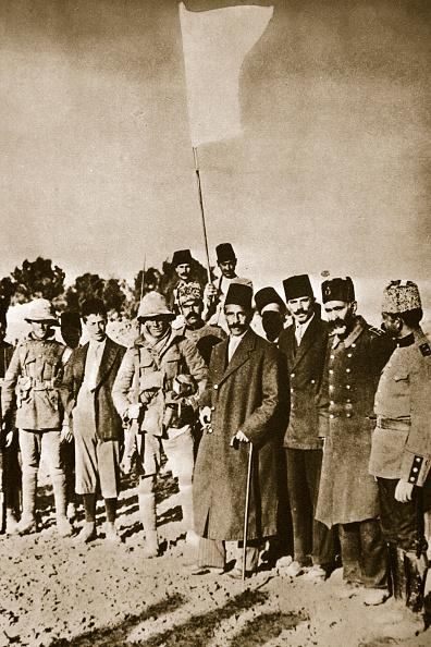 Surrendering「The Surrender Of Jerusalem World War I 1917」:写真・画像(0)[壁紙.com]