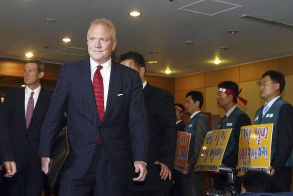 Corporate Business「Lone Star Under Investigation By Korean Prosecutors」:写真・画像(3)[壁紙.com]