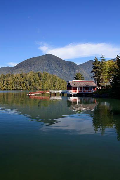 The Tofino Crab Dock A Government Wharf; Tofino British Columbia Canada:スマホ壁紙(壁紙.com)