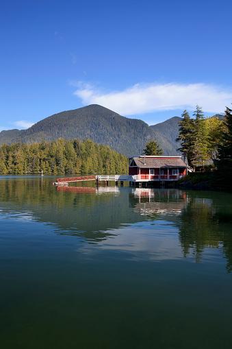UNESCO「The Tofino Crab Dock A Government Wharf; Tofino British Columbia Canada」:スマホ壁紙(15)