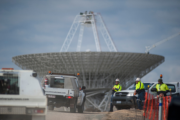 70 Meter「NASA Antenna Dishes Installed And Upgraded In Canberra」:写真・画像(9)[壁紙.com]