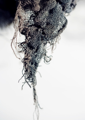 Sewing「Part of loosely woven fabric,close up」:スマホ壁紙(5)