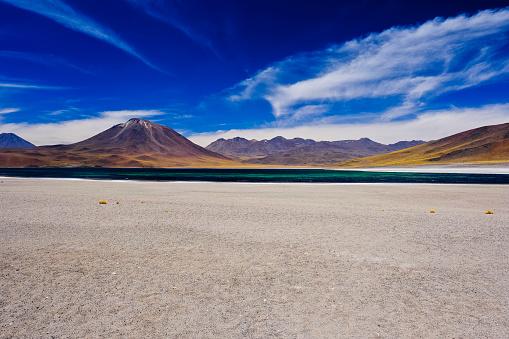 cloud「Laguna Miscanti in Atacama Desert, Chile」:スマホ壁紙(16)