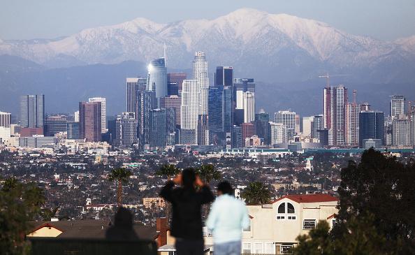 風景「Heavy Winter Precipitation In California Significantly Reduces Drought」:写真・画像(6)[壁紙.com]