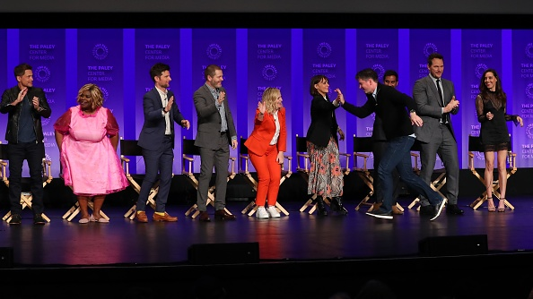 "Paley Center for Media - Los Angeles「The Paley Center For Media's 2019 PaleyFest LA - ""Parks And Recreation"" 10th Anniversary Reunion」:写真・画像(4)[壁紙.com]"